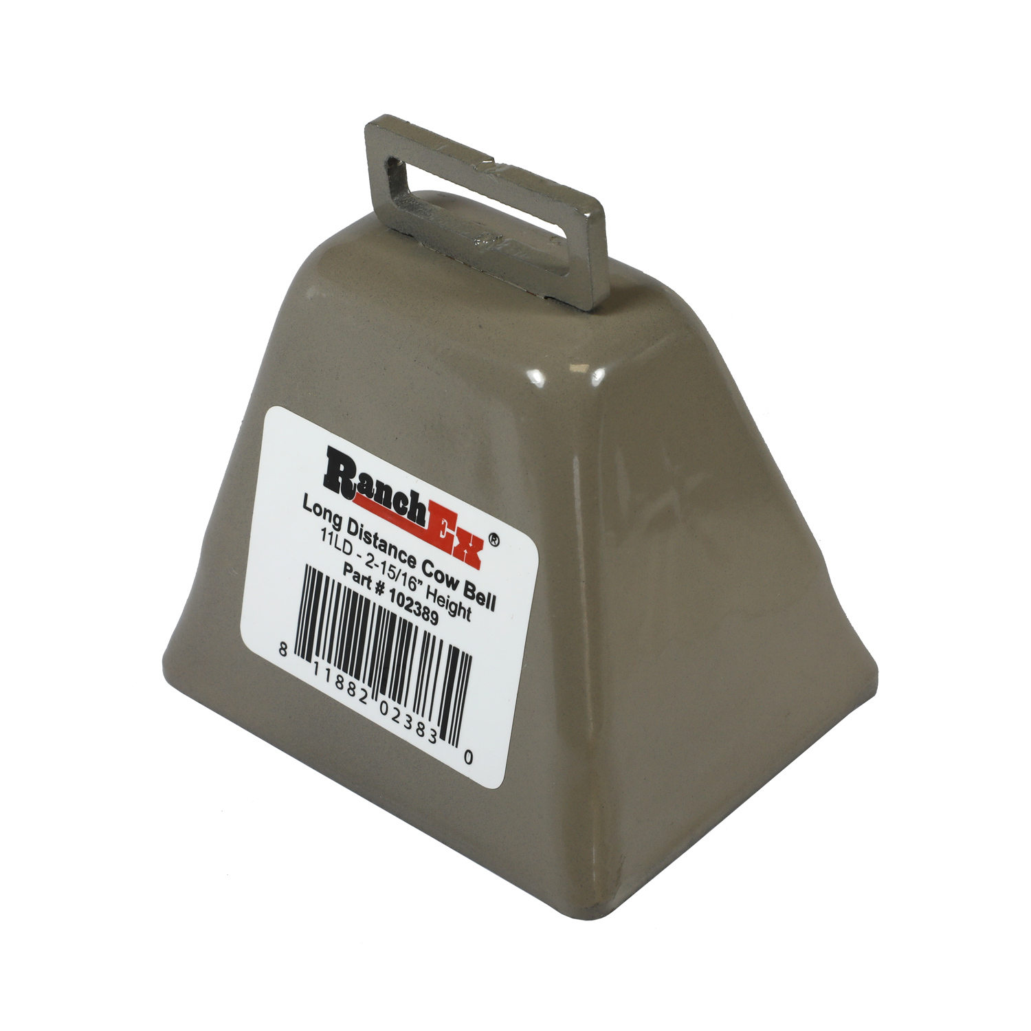 RanchEx Long Distance Cow Bell-11LD