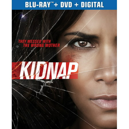 Kidnap (Blu-ray + DVD + Digital)