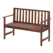 Zingz & Thingz Grove Fir Wood Garden Bench