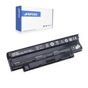 AGPtek 9 Cell 6600mAh Dell Inspiron Battery 13R 14R 15R 17R N4010 N3010 N5010 N7010 for J1KND 9T48V 312-0233 965Y7