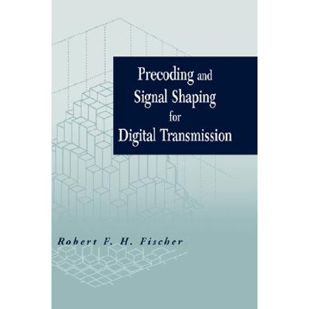 - Precoding and Signal Shaping for Digital Transmission