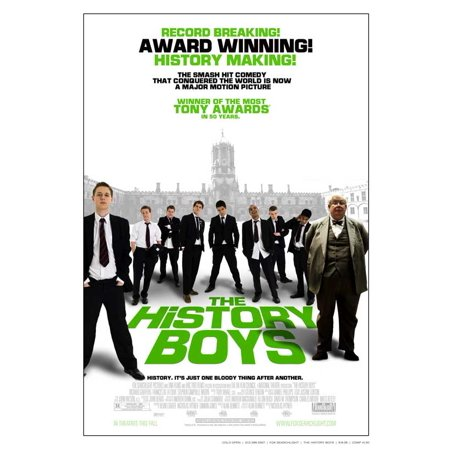 The History Boys POSTER Movie UK A (27x40)
