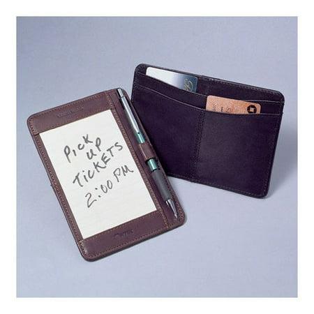 Cowhide Leather Pocket Brief (Winn International Cowhide Leather Pocket Brief for Note)
