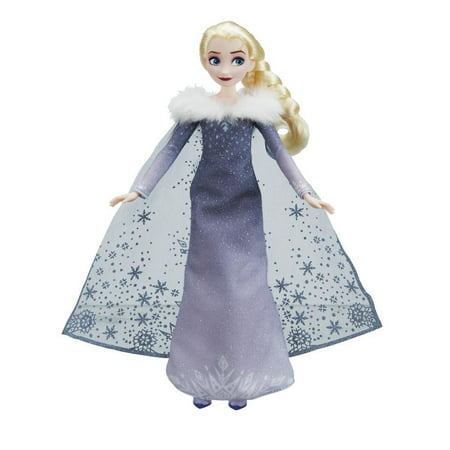 Disney Frozen Musical Elsa - Queen Elsa Frozen Fever