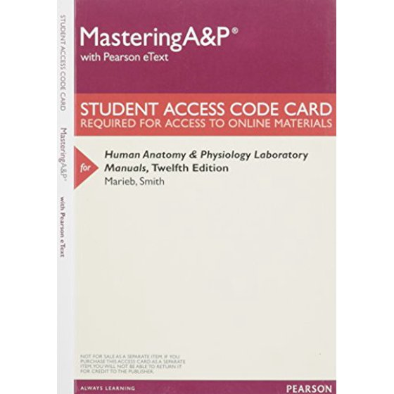 Masteringaampp With Pearson Etext Valuepack Access Card For