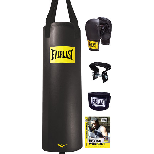 Everlast Heavy Bag Kit, 70 lbs