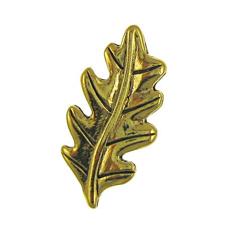 Oak Leaf Gold Lapel Pin - 10 Count (Oak Leaves Pin)