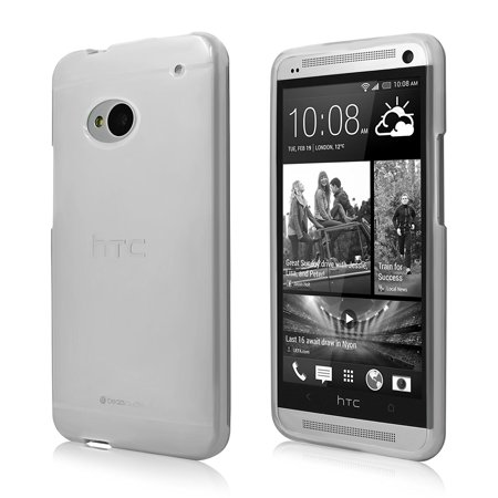 Silicone Skin Case for HTC One M7 -