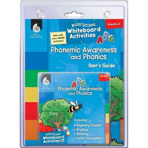 Phonemic Awareness and Phonics, Pre K-2: User's Guide