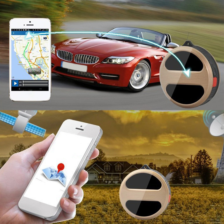 Mini GPS Tracker Locator GSM GPRS SOS Tracking For Car Child Pet Vehicle by LESHP