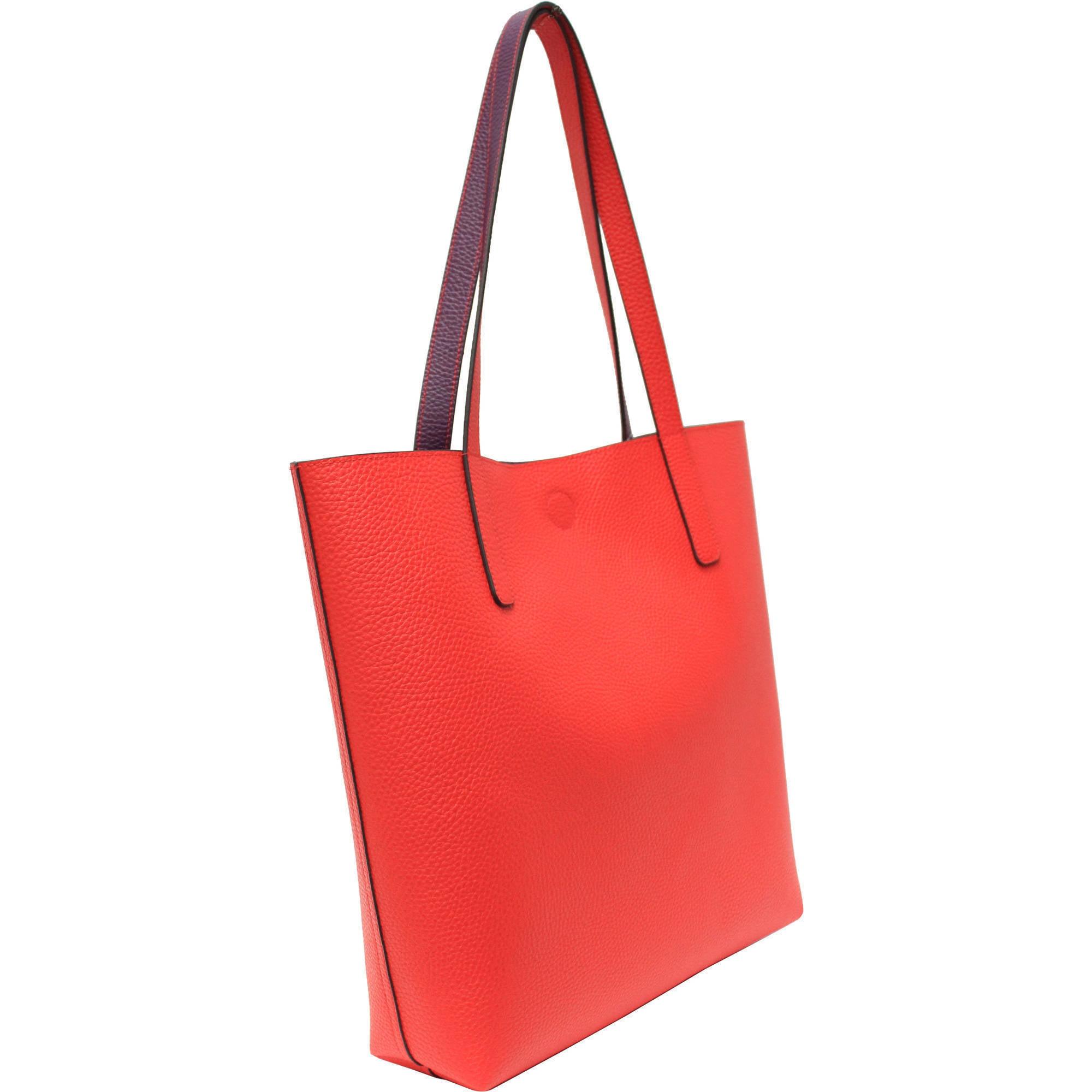 George Women's Reagan Reversible Classic Tote Handbag - Walmart.com
