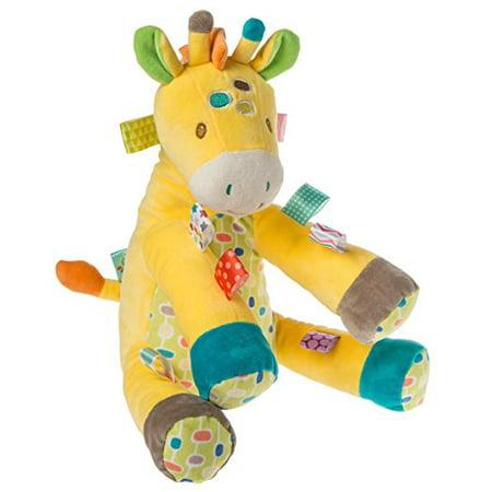 Taggies Soft Toy, Gumdrops Giraffe (Jungle Giraffe Toy)