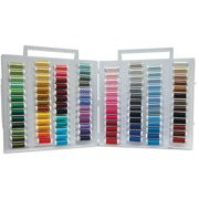 Sulky Embroidery Slimline Dream-2 Assorted Thread Set, Size 40