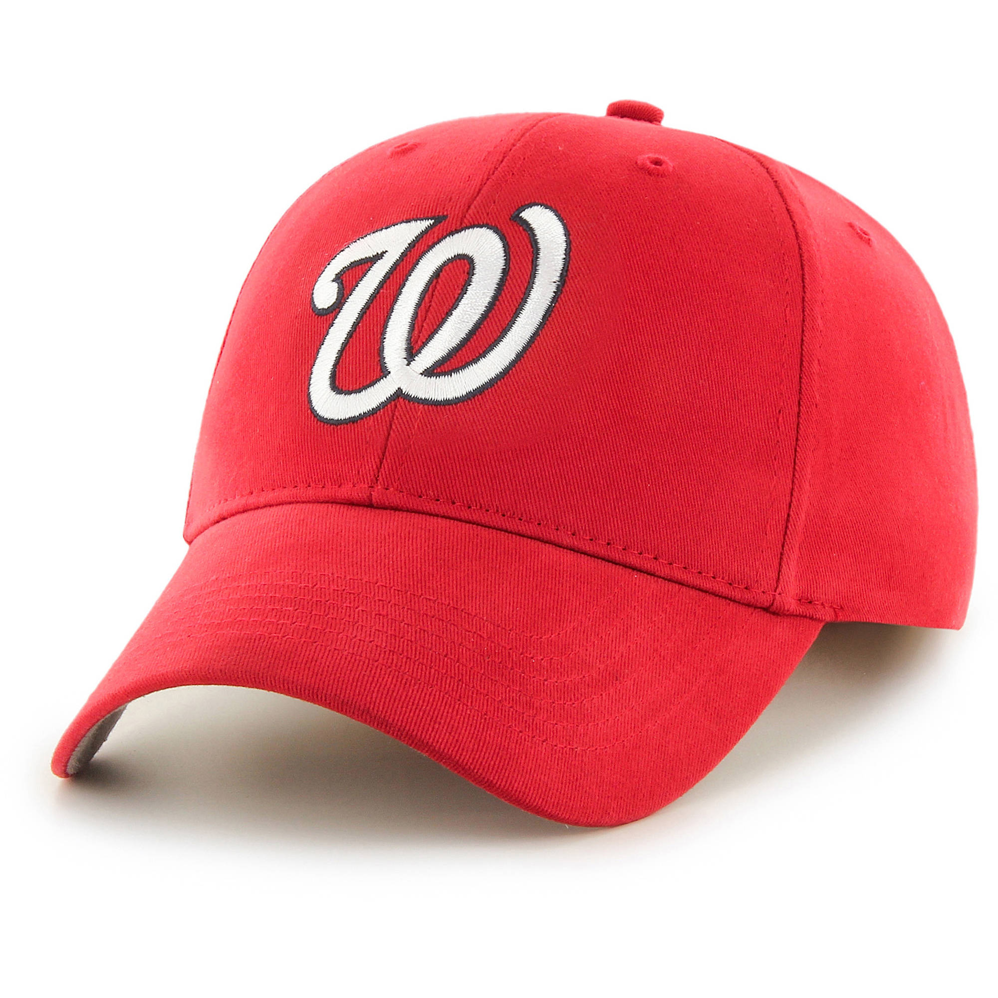 Fan Favorite - MLB Basic Cap, Washington Nationals