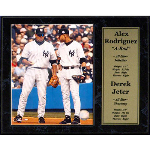 MLB New York Yankees Greats Stat Plaque, 12x15