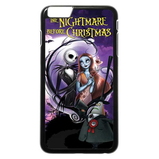 Iphone 6 Plus Christmas Case.Nightmare Before Christmas Jack Sally Iphone 6 Plus Case