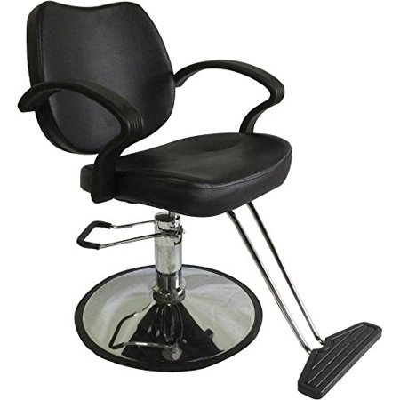 Classic Hydraulic Styling Barber Chair Salon Equipment Hair Beauty Supply DS/SC3001-BLACK
