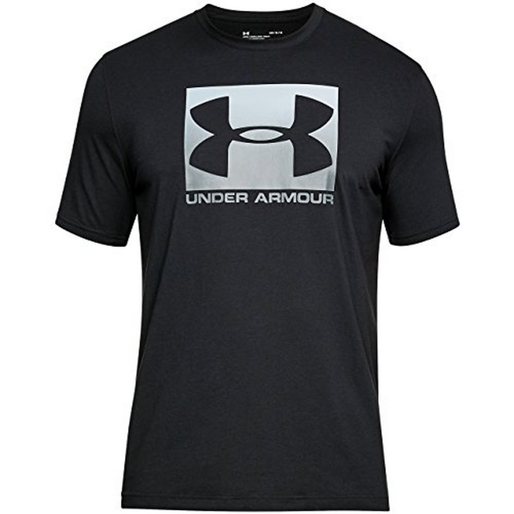 Under Armour Mens UA Boxed Sportstyle SS