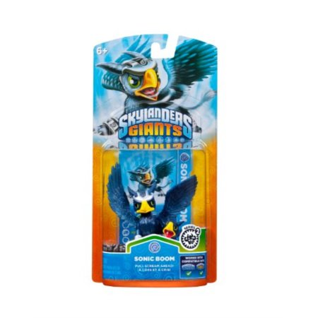 Skylanders Giants: Single Character Pack Core Series 2 Sonic - Sonic Characters Tails