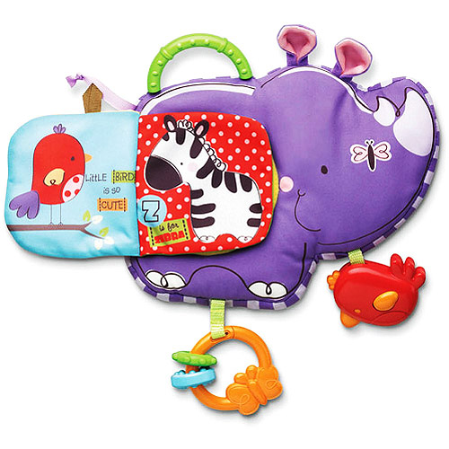 Fisher-Price - Activity Rhino, Luv U Zoo