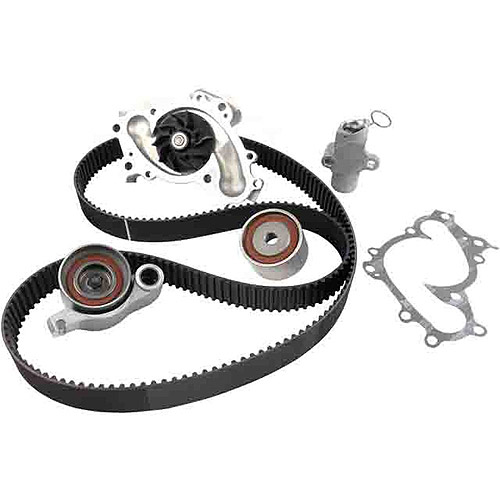 Gates TCKWP257A Timing Belt Complete Kit with Water Pump by Gates
