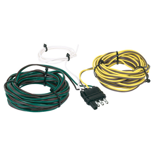 Hopkins Towing Solutions 20' Trailer End Y-Harness 4-Wire Flat Set