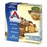 Atkins Advantage Snack Bars Caramel Chocolate Nut Roll1.6 oz. x 5 pack(pack of 1)