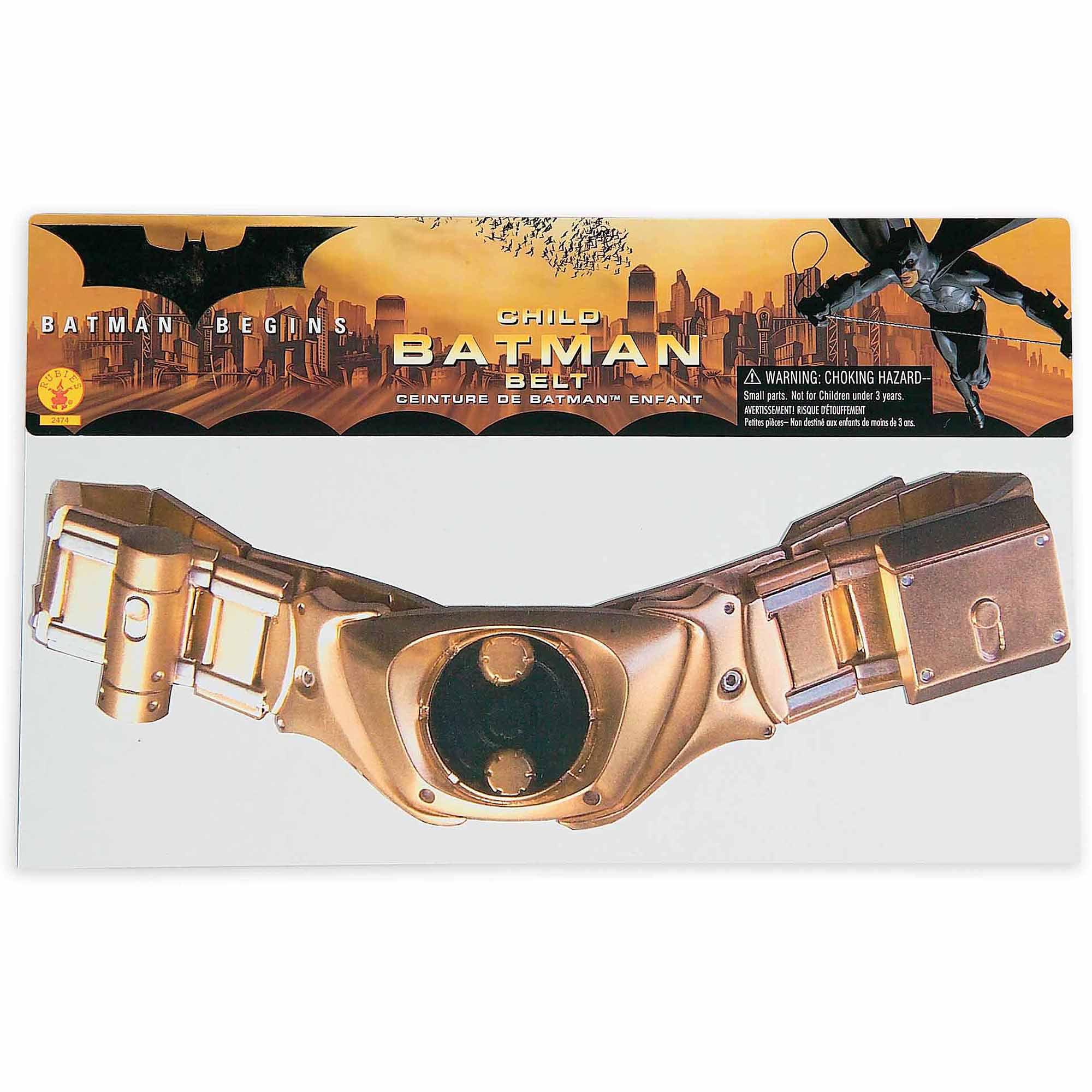 Batman Belt Child Halloween Accessory