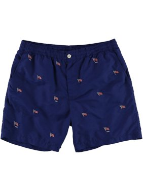 e3ff0d8f2599 Product Image Ralph Lauren Mens Embroidered Swim Bottom Trunks