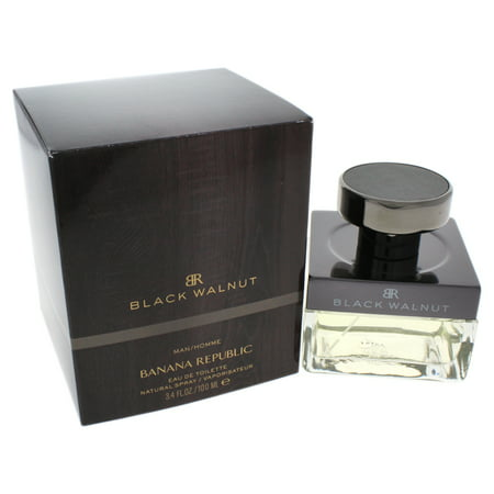 Banana Republic Black Walnut Eau de toilette Spray For Men 3.4
