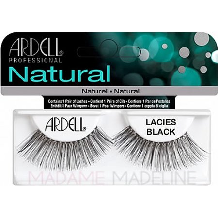 Ardell Natural Eyelashes Lacies Black