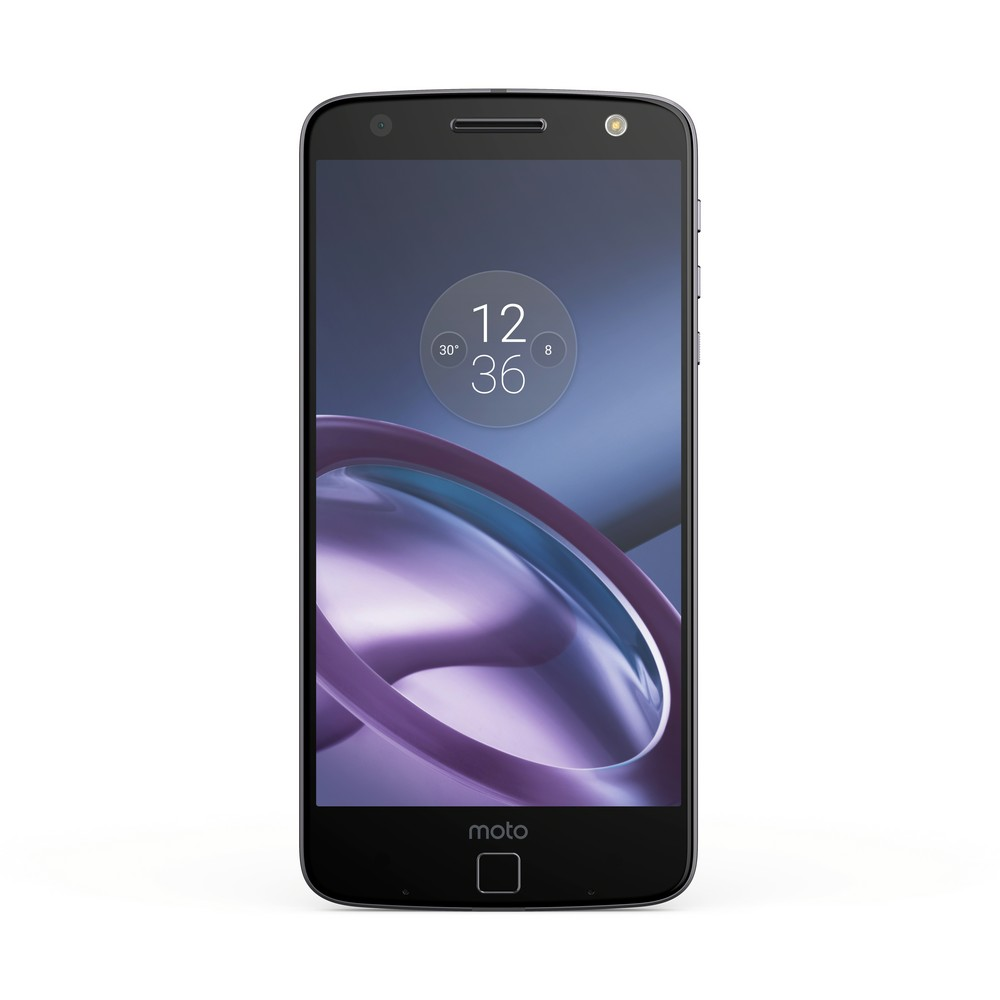 Certified Refurbiched Motorola Moto Z XT1650 64GB Black Unlocked by MOTOROLA