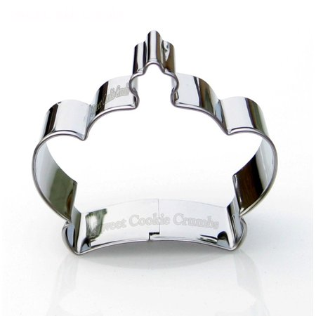 King Crown Cookie Cutter- Stainless