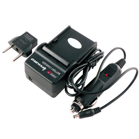 iTEKIRO Battery Charger Kit for Vivitar Vivicam 8300s, 8330, 8600, 8600s, DS8330, T25, V8300, V8300s, X30, X60; Vivitar NP83, 02491-0054-01, 02491-0054-02, 02491-0054-05