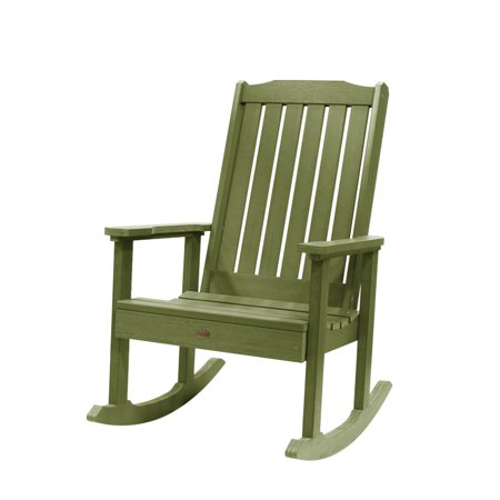 Highwood Patio Furniture.Highwood Eco Friendly Recycled Plastic Lehigh Rocking Chair