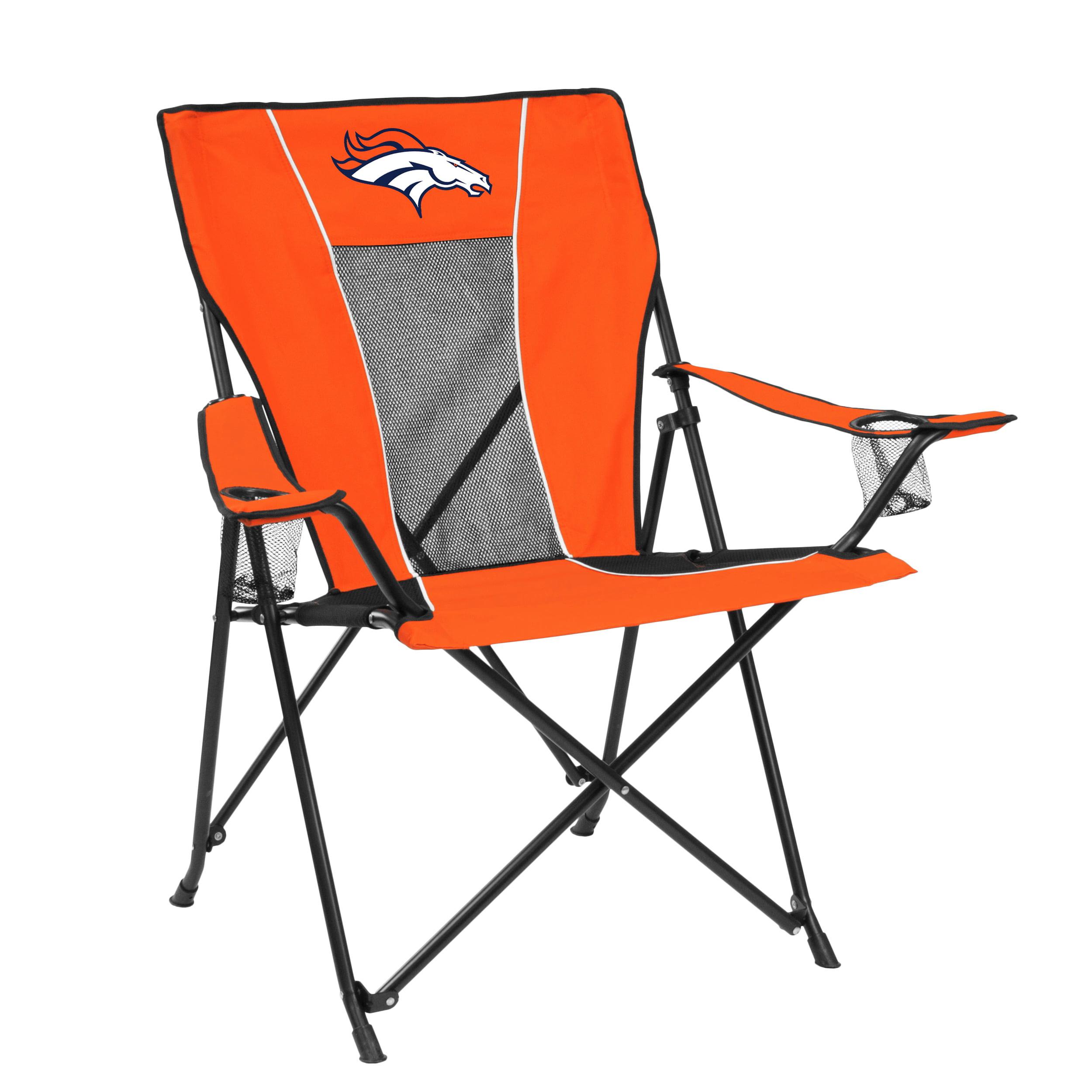 Denver Broncos Game Time Chair