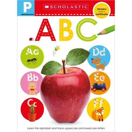 Scholastic Early Learners: Pre-K Skills Workbook: ABC (Scholastic Early Learners) (Paperback)](Pre-k Halloween Art Activities)
