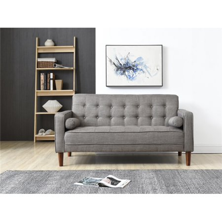 Nathaniel Home Nolan Small Space Sofa Multiple Colors Walmart Com