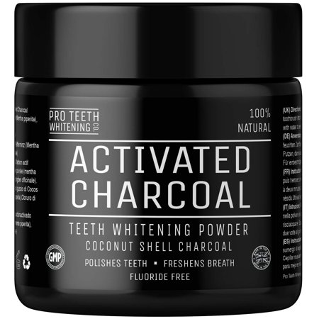 pro teeth whitening co activated charcoal whitening powder. Black Bedroom Furniture Sets. Home Design Ideas