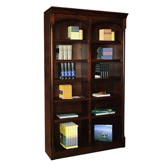 Plycraft Industries WRB4884 Bookcase -Antique Cherry