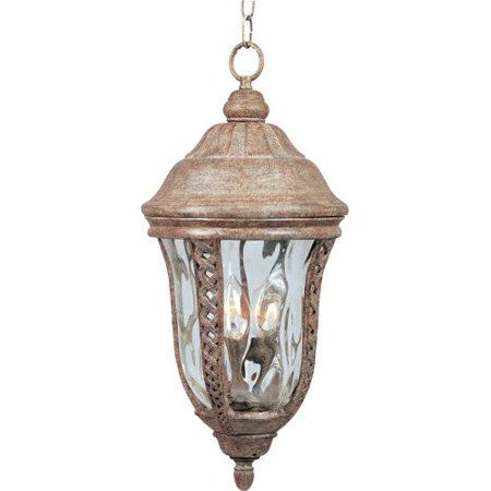 - Maxim 40210WG Three Light Up Lighting Outdoor Pendant from the Whittier VX Colle