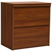 Ameriwood Lateral File in Expert Plum