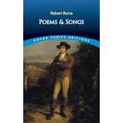 Dover Thrift Editions: Poems and Songs (Paperback)