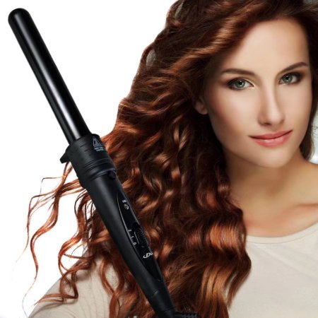 Image 5 in 1 Hair Curling Iron Curling Wand Automatic Electric Curler Set Wave Machine