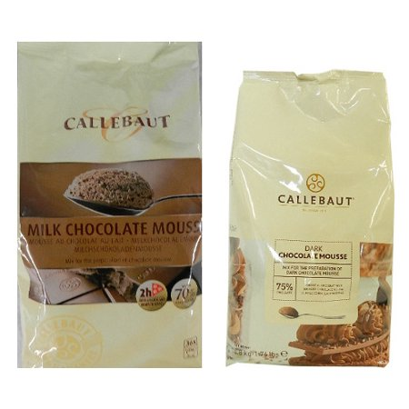 - Callebaut Chocolate Mousse Mix
