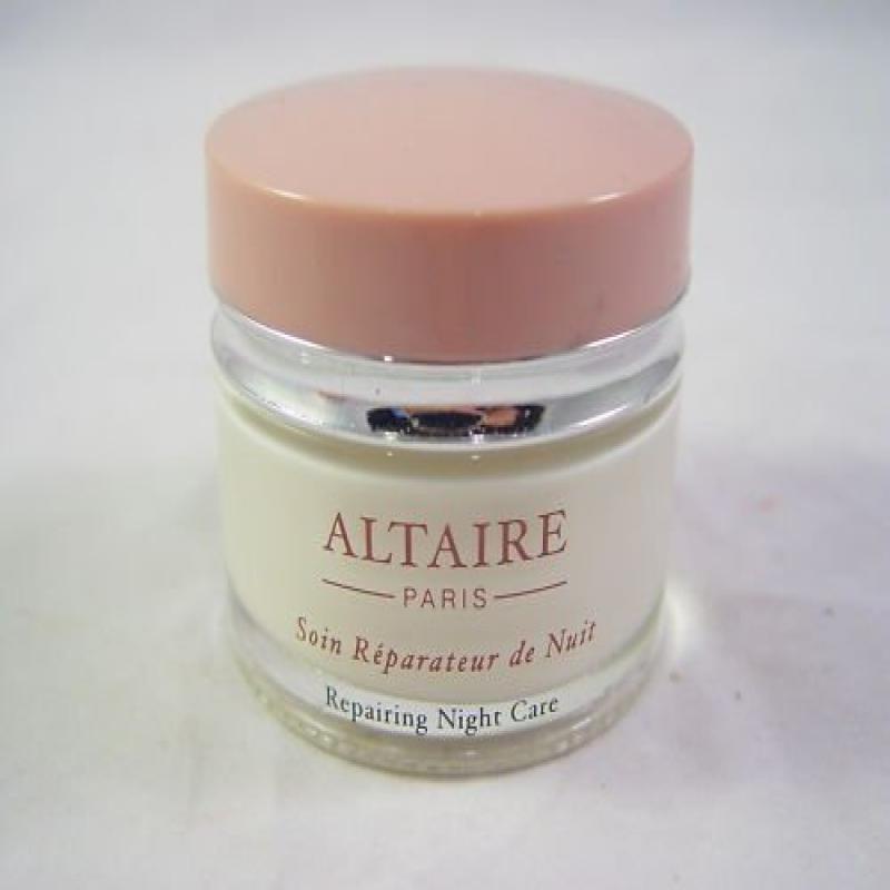 ALTAIRE PARIS ANTI AGING INTENSIVE TREATMENT REPAIRING NIGHT CREAM 1.7 oz Truvisage Anti-Aging Cream Diminish Sun & PurEssance Anti-Wrinkle Face Serum