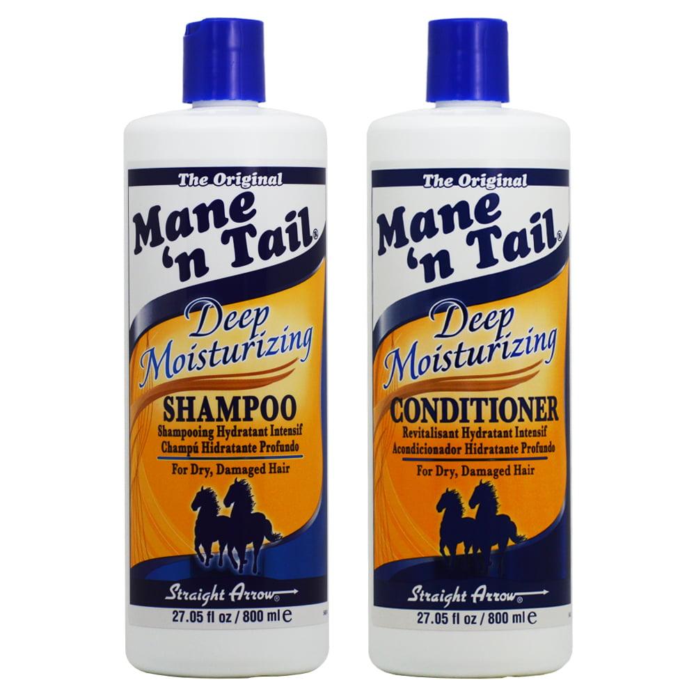 "Mane 'n Tail Deep Moisturizing Shampoo + Conditioner 27.05oz ""Set"""