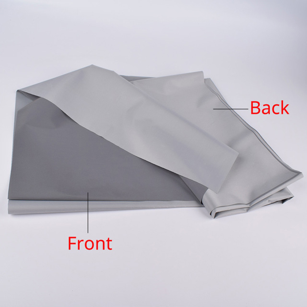 120inch 16:9 Portable Foldable Projector Screen Metal Layer Light Resistant Home Movie Reflective Screen