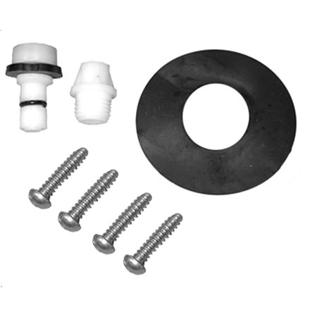 Standard Repair Kit with 4 Screws for Amerline/Hoov-R-Line,PartNo T02050 Jones Screw Kit Standard