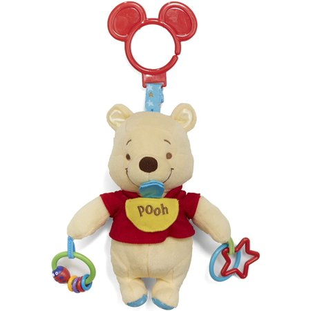 Disney Baby Winnie the Pooh On the Go Activity Toy Winnie The Pooh Ball